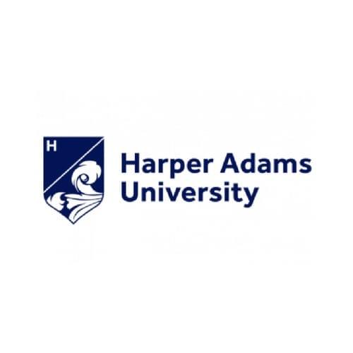 Logo Harper Adams University