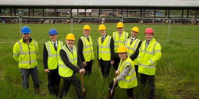 Agri-EPI Midlands Dairy Research Centre | Newport Agri-EPI | Harper Adams University