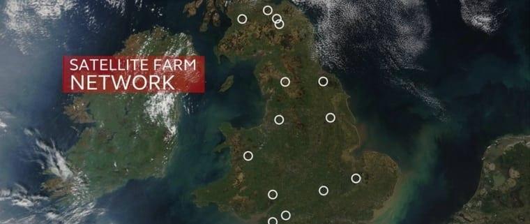 Agri-EPI Satellite Farm Network