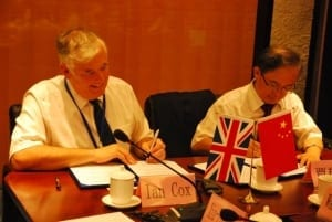 UK-China SmartFarm Delegation