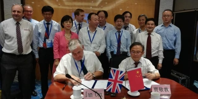 UK-China SmartFarm Delegation