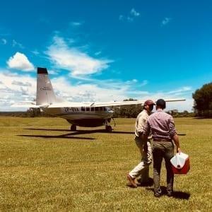 Paraguay Satellite Demonstration Farm