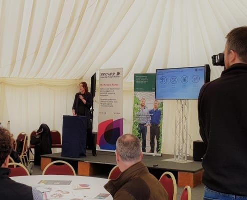 UK Agri-Tech Showcase events March 2019