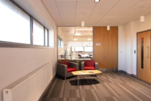 Midlands Hub Break out space