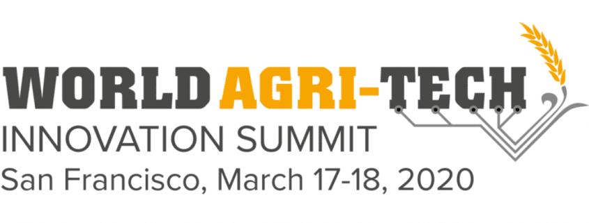 World Agri-Tech Summit San Fran