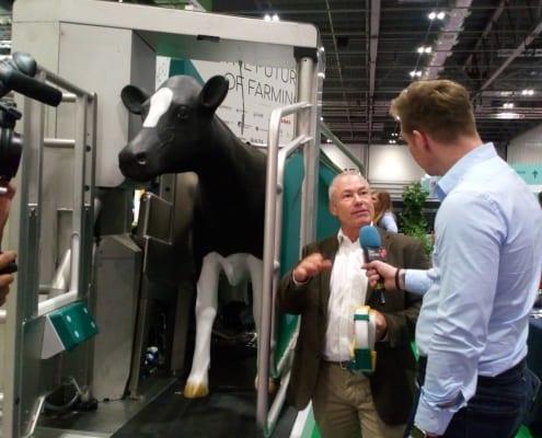 GEA Robotic Milking System