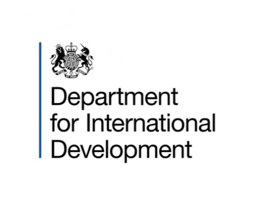 Logo Department for International Development