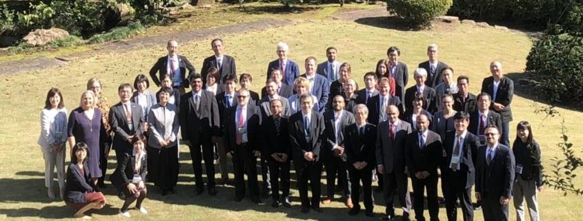 International collaboration | Japan G20 Workshop Climate Change | visit Agri-EPI Centre CTO Shamal Mohammed