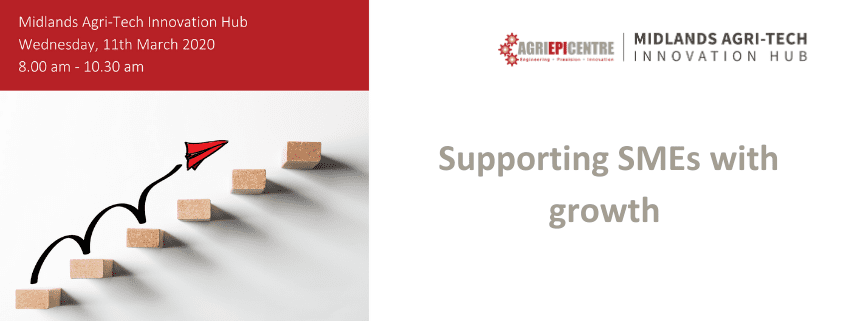 Supporting SMEs with growth