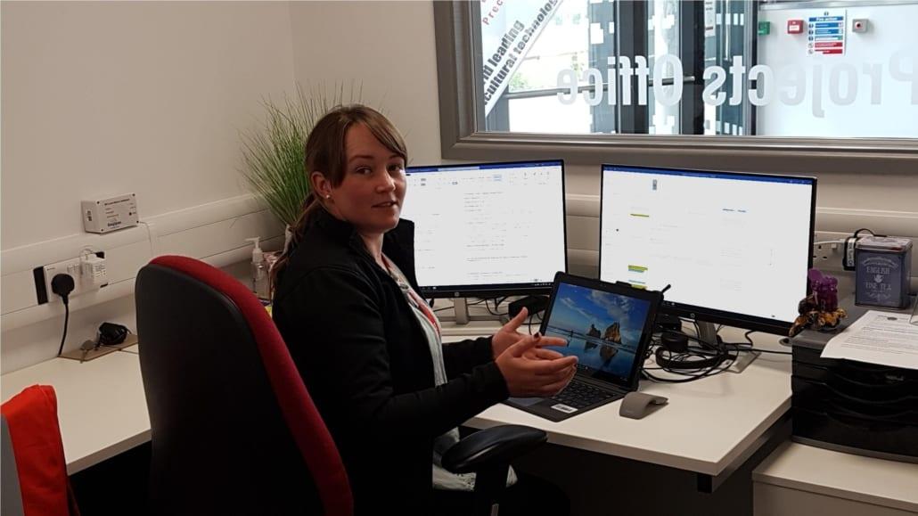 Naomi Smitten Agri-EPI Centre