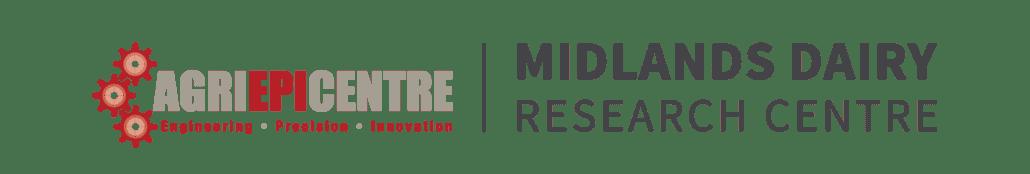 Agri-EPI Centre Midlands Dairy Research Centre Logo