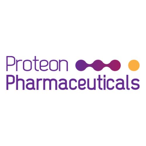 Logo Proteon pharmaceuticals