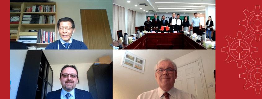 International collaboration | UK China SmartFarm