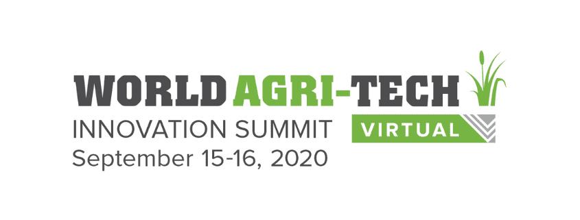 World Agri-Tech Innovation Summit September 2020