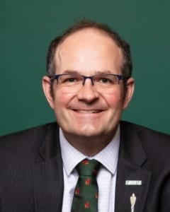 Tom Bradshaw, NFU Vice-President