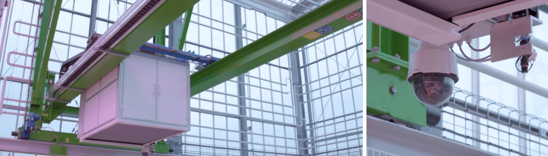 Agri-EPI Soil and Crop Technology | Glasshouse Phenotyping Platform | Postharvest Storage