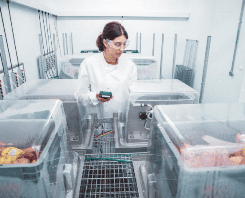 Case studies - Agri-EPI Soil and Crop Technology | Glasshouse Phenotyping Platform | Postharvest Storage