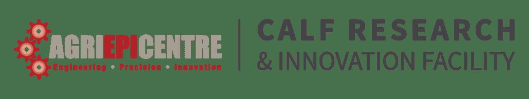 Agri-EPI Calf Research & Innovation Facility logo | Precision livestock farming