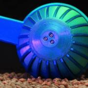 Crover grain robot device