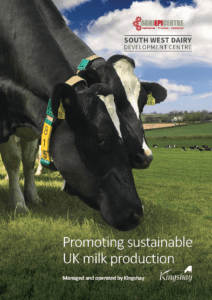 Agri-EPI South West Dairy Development Centre Brochure - cover