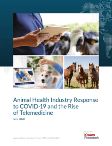 Report Animal Health Industry Response COVID19 - Kisaco Research