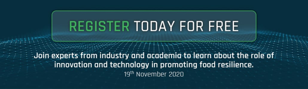 Agri-Tech Centres Event   'Innovation for Food Resilience'   19 November 2020