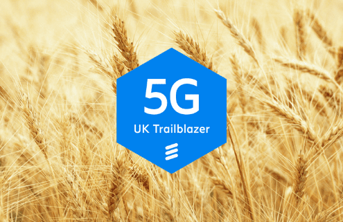 Ericssons 5G Trailblazers | Pioneer Dave Ross Agri-EPI | 5G New Thinking | Connectivity