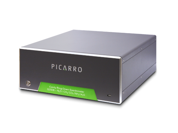 Soil Flux 360 | Agri-EPI Soil and Crop Technology Solutions | Picarro Analyzer G2508 | analysis of CO2, CH4, N2O, NH3, H2O