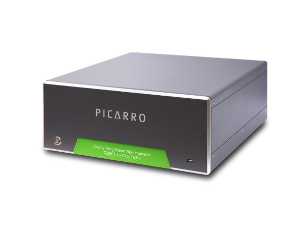Soil Flux 360 | Agri-EPI Soil and Crop Technology Solutions | Picarro Analyzer G2201-i | alysis of CO2, CH4 and their C13 isotopes