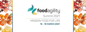Logo Food Agility Summit 2021   Agri-EPI CEO Dave Ross in panel The Global SMART Farm Network