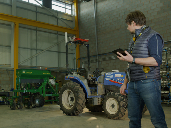 Department for International Trade Exporting is Great at Agri-EPI Innovation Hub
