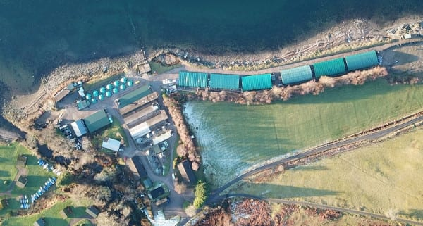 Otter Ferry new R&D facility in Scotland