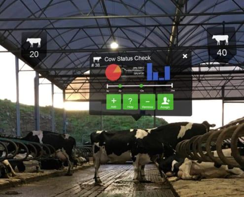 SmARTview AI livestock