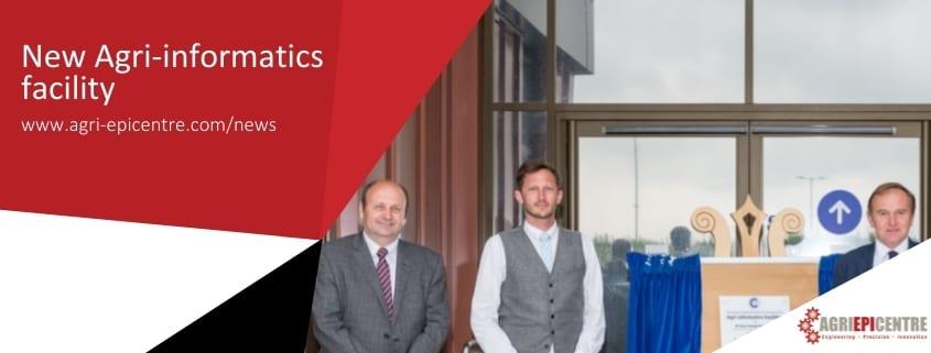 Agri-Informatics opening