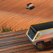 Antobot Agricultural Robotics